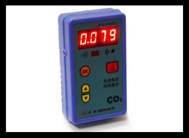 便携式二氧化碳检测报警仪--仪器仪表