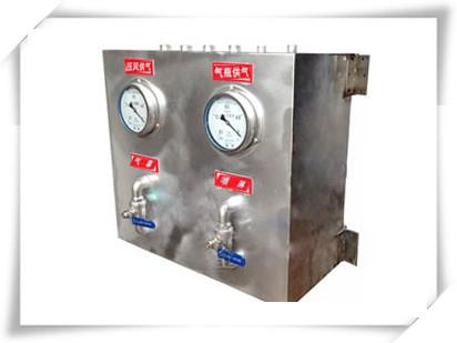 氧气瓶数不限,皆通过本系统自动控制.