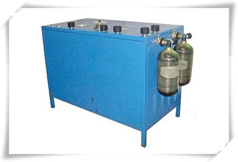 压缩泵实物接线图