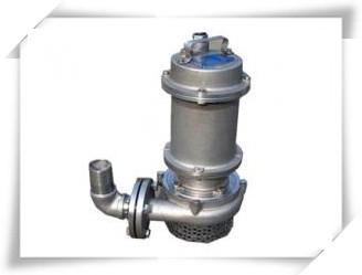 浮球与自动控制潜水泵两相接线实物图